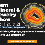 58th Annual SCVGMS Rock, Gem, and Mineral Show